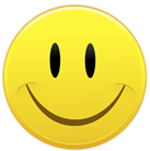 picture of smiling face