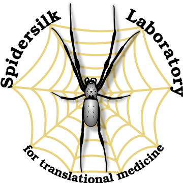 Logo Spider Silk Laboratory